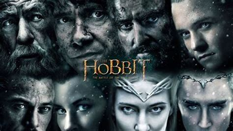The Hobbit: The Battle of the Five Armies Full Movie HD