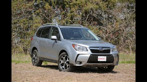 2014 Subaru Forester XT Review - YouTube