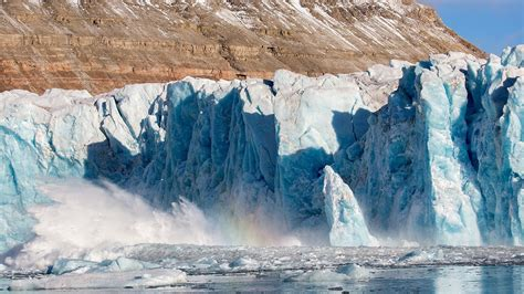 Massive Glacial Flood Led to Ancient 200-Year Cold Snap on