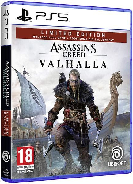 Assassin's Creed Valhalla Limited Edition (PS5) – Offer Games