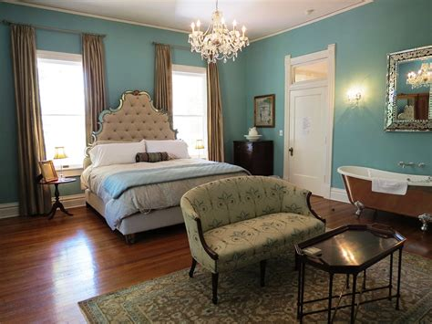 The Twelve Oaks Bed and Breakfast, the Inspiration for Its