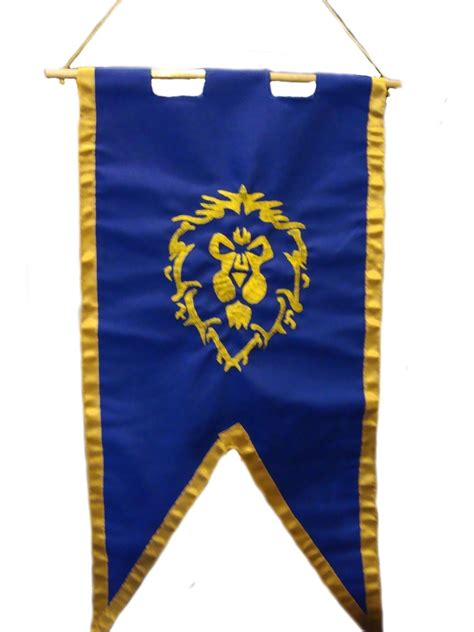 Medieval/Wo W D+D Banners · A Hanging · Embroidery and