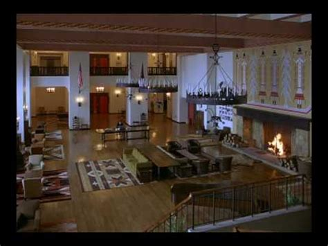 The Overlook Hotel - Promotional Video - The Shining - YouTube