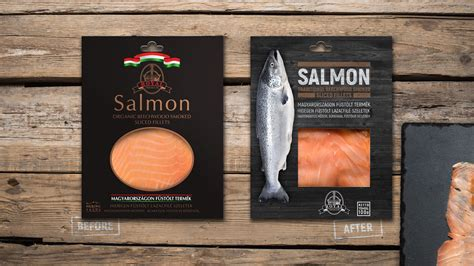 Royal Premium Salmon on Packaging of the World - Creative