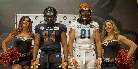 Arizona Rattlers unveil new uniforms for 2016