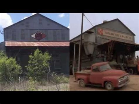 Secondhand Lions Re-Visited (Filming Locations) - YouTube