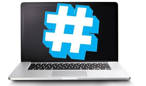 Mac hashtag: How to get the hashtag symbol on a Mac