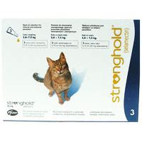 Cheapest Stronghold for Cats Online| DiscountPetCare