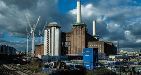 Brownfield Land Won't Be Enough To Solve London's Housing