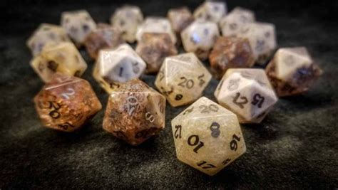 These Dice Are Made from Real Human Bones - Nerdist