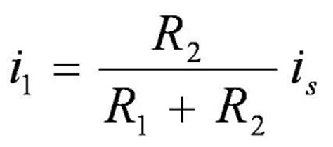 CYBERSPACE: Voltage Divider Rule (VDR) and Current Divider