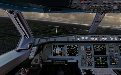 US Airways Airbus A320, Demo Version for FSX