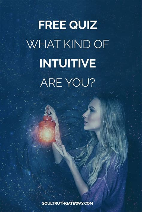 Intuitive Type Quiz: What Kind of Intuitive Are You