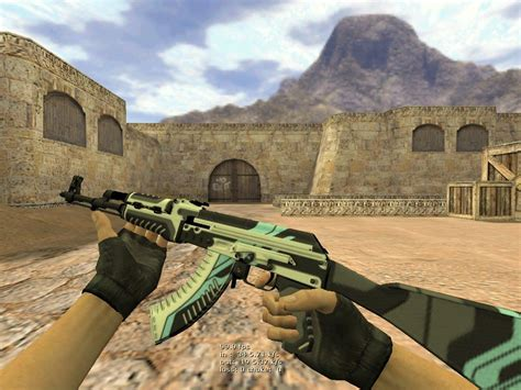 RoOTns's CS:GO AK on CSS Arm and Hand   AK-47   DS-Servers