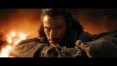Smaug's Death - The Hobbit: The Battle of the Five Armies