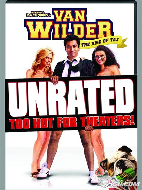 National Lampoon's Van Wilder: The Rise of Taj Pictures