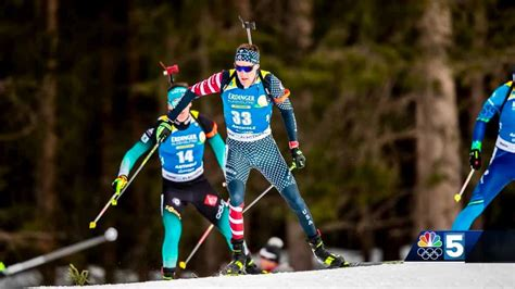 Vermont biathlete sent home due to COVID-19 outbreak in Europe
