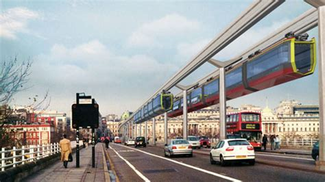 Hanging Monorail-Type-Thing For London? | Londonist