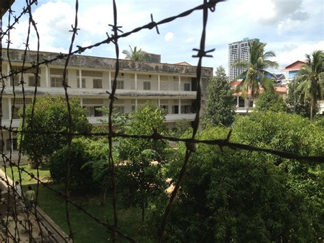 Emotion and ambiguity in the Tuol Sleng Genocide Museum