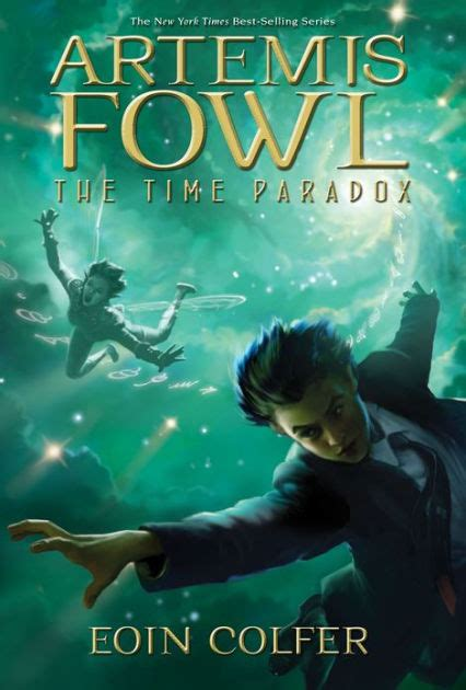 Artemis Fowl; The Time Paradox by Eoin Colfer, Paperback