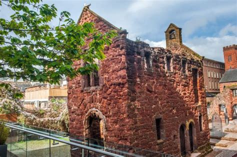 St Catherine's Chapel & Almshouses, Exeter