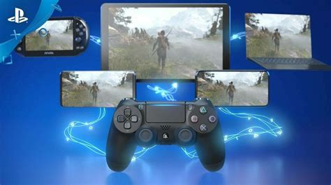 PS5 Games Can Be Streamed Through PS4 With Remote Play