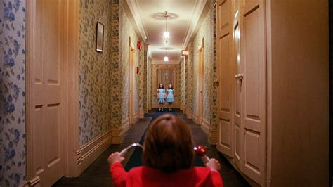 The Shining: Behind the Scenes Photos   The Ghost Diaries