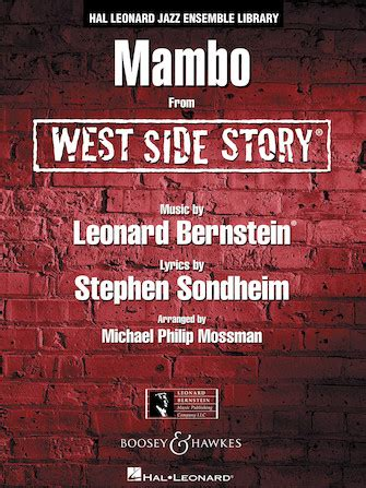 Mambo (from West Side Story) | Hal Leonard Online