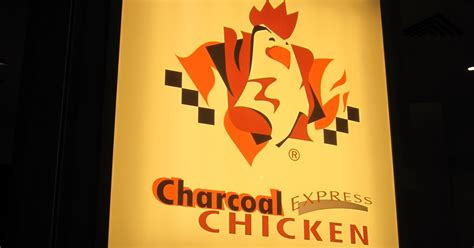 Charcoal Chicken Express ~ rolling writes