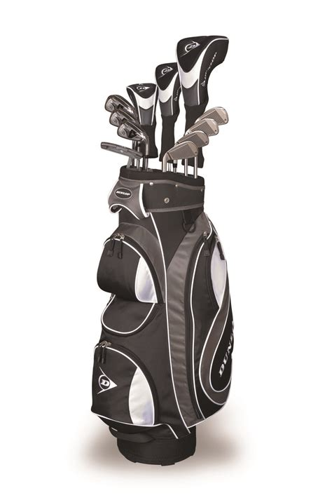 Dunlop Golf Club and Bag Design by Josh Whiteside at