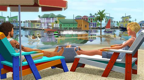 The Sims 3 Island Paradise Expansion Release