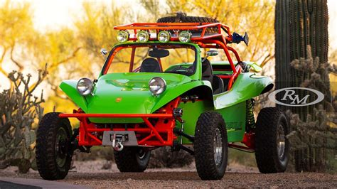 Built-Up Meyers Manxter DualSport Takes Dune Buggying To