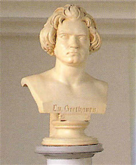 Vienna Dietrich's bust at the opera house - Ludwig van