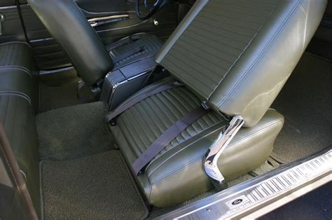 Seat Upholstery, 1963 Falcon / Futura Seat Cover - Front