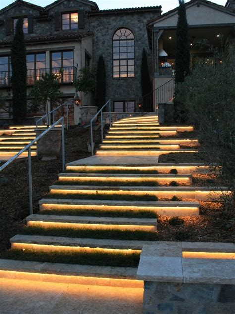 Outdoor Step Lighting Ideas For A Romantic Look Of Your