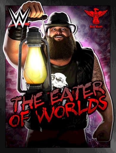 """Bray Wyatt """"The Eater of Worlds"""" Stats - WWE Champions Guide"""
