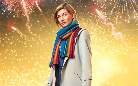 Download wallpapers Thirteenth Doctor, 4k, Doctor Who