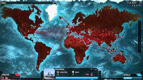 Plague Inc Evolved - The Chronic doesn't quite make it all