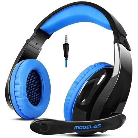 Letton G5S Ps4 Xbox One Headset with Microphone Gaming
