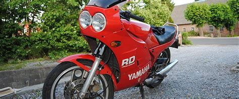 Yamaha RD 350 YPVS - 1983 - 06-2011 - Synet ved ejerskift