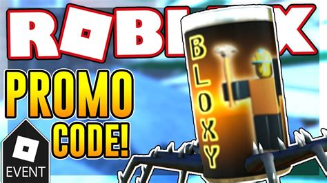 NEW PROMO CODE FOR THE SPIDER COLA   Roblox - YouTube