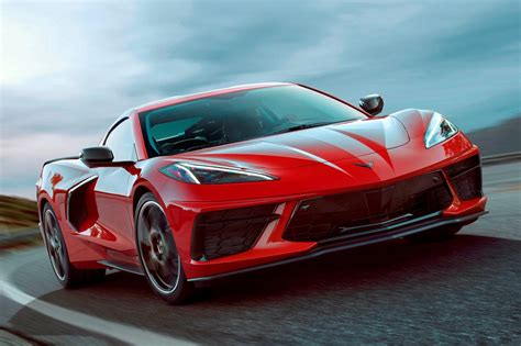 2020 C8 Corvette is Top Prize in Charity Sweepstakes