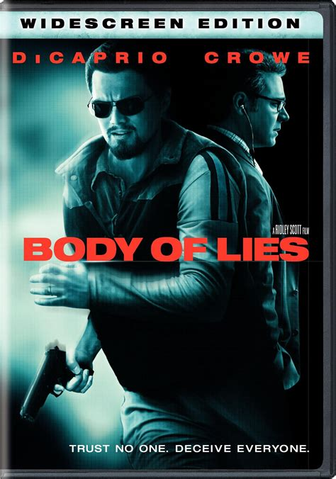 Body of Lies DVD Release Date February 17, 2009
