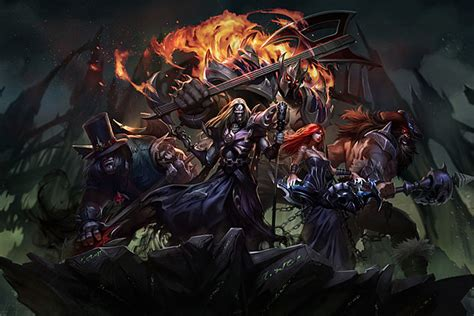 'League of Legends' Metal Band Pentakill Return With Two