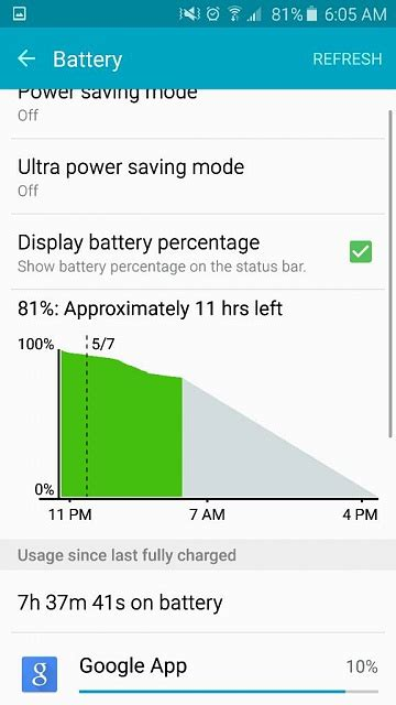 Battery drain overnight - Android Forums at AndroidCentral