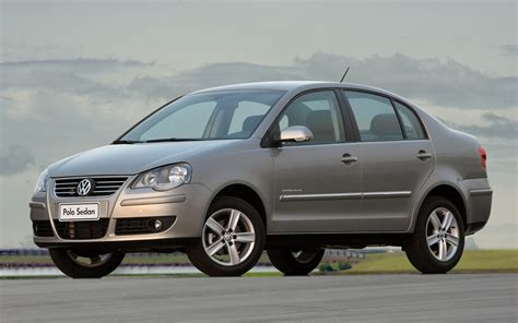 2006 Volkswagen Polo Sedan (BR) - Wallpapers and HD Images