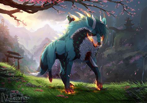 Warrior wolf Wallpaper and Background Image | 1500x1050