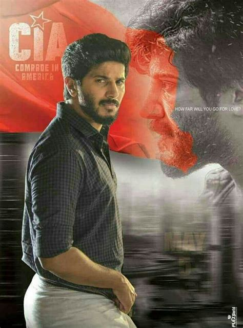 Dulquer Salmaan in CiA (Comrade In America) Photos and