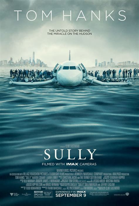 Sully Trailer: Tom Hanks Stars in The Untold Story of The