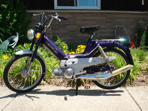 FS 1976 puch maxi s moped — Moped Army